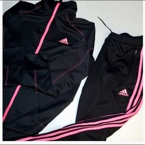 Women's Adidas Running Suit